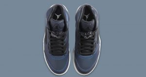 Nike Womens Air Jordan 5 Has Dressed Up With A Reflective Upper 03