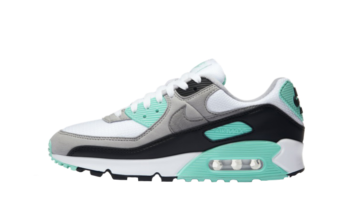 Nike Womens Air Max 90 Grey Mint CD0490-104 01