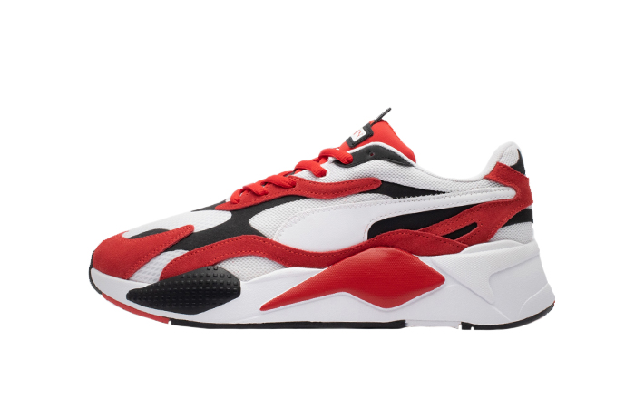 PUMA RS-X 3 Super Red White 372884 01 01