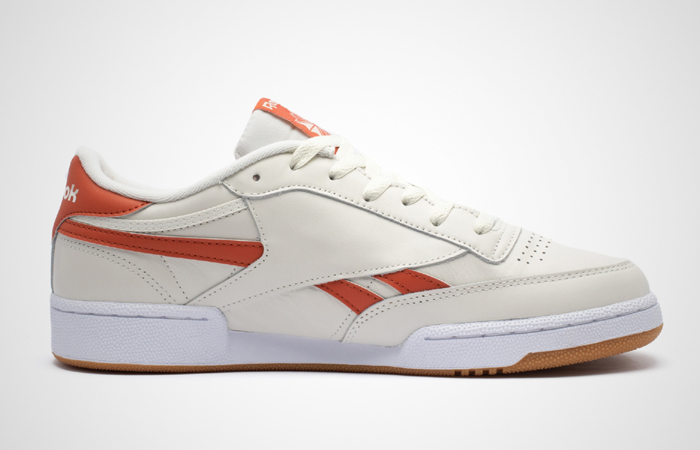 Reebok Club C Revenge White Orange FW3599 06