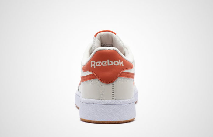 Reebok Club C Revenge White Orange FW3599 07