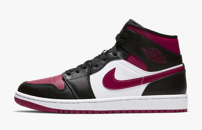 The Another Nike Jordan 1 Coming With Bred Toe Designation ft