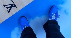 """The Exciting Collaboration Of Off-White Nike Air Force 1 """"MCA"""" Teases Soon! 01"""