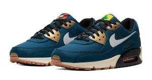 The Nike Air Max 90 City Pack Dropping This January!! 01