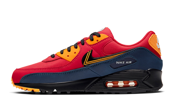 The Nike Air Max 90 City Pack Dropping This January!! ft