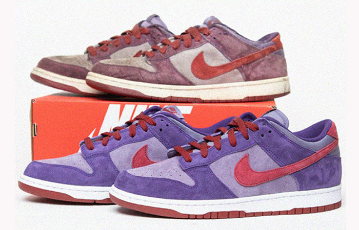 The Nike Dunk Low Plum Restocking Soon! ft