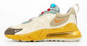 Travis Scott's First Nike Air Max Collaboration Releasing In March 01