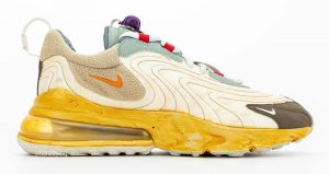 Travis Scott's First Nike Air Max Collaboration Releasing In March 02