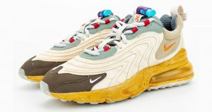 Travis Scott's First Nike Air Max Collaboration Releasing In March