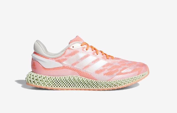 adidas Performance 4D Run 1.0 Pink White FW6838 03