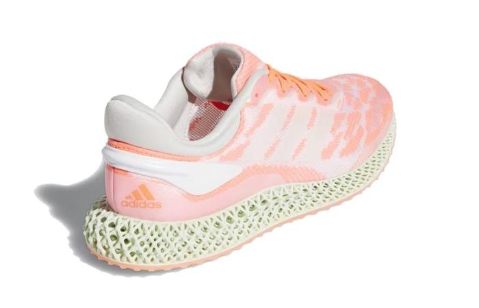 adidas Performance 4D Run 1.0 Pink White FW6838 05