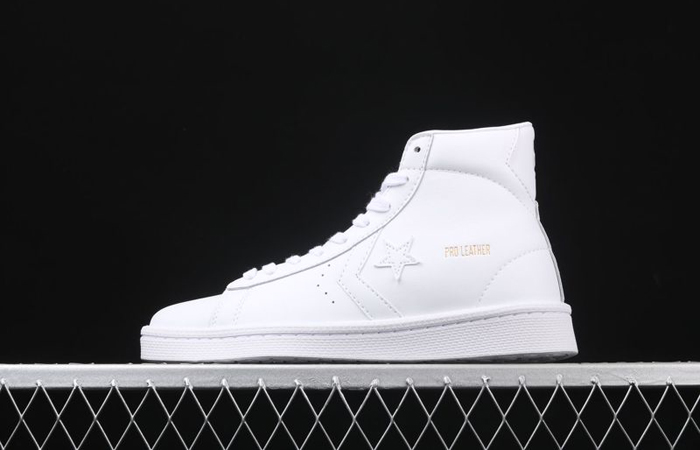 Converse Pro Leather Hi Chalk White 166810C 02