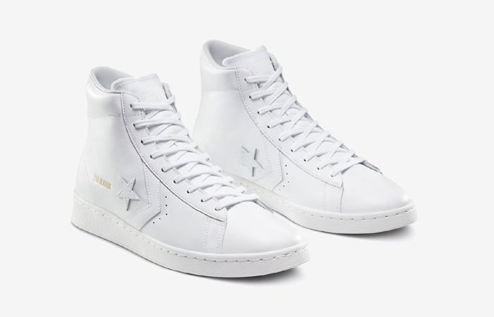 Converse Pro Leather Hi Chalk White 166810C 05