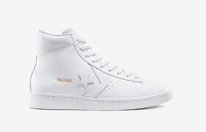 Converse Pro Leather Hi Chalk White 166810C 06