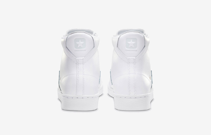 Converse Pro Leather Hi Chalk White 166810C 07