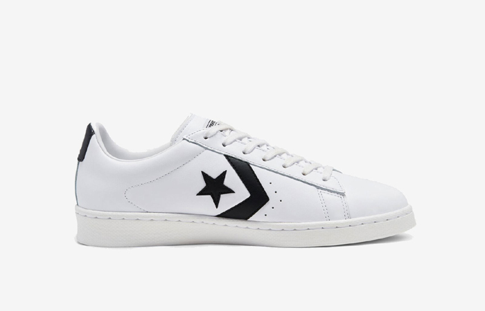 Converse Pro Leather Low Black White 167237C 05