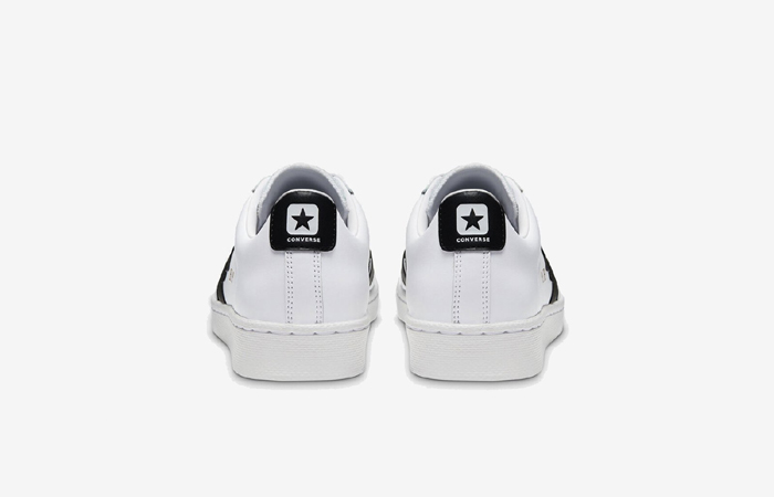 Converse Pro Leather Low Black White 167237C 06