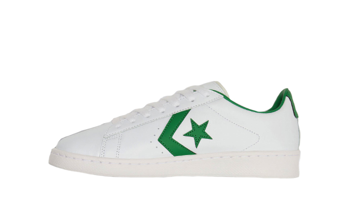 Converse Pro Leather Low Green White 167971C 01
