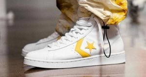 Converse Pro Leather Pack Coming With Both High And Low Combination