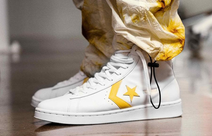Converse Pro Leather Pack Coming With Both High And Low Combination ft