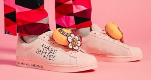 Fat Tiger Workshop And adidas Superstar Teamed Up For The All Star Weekend Collection 03