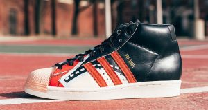 Fat Tiger Workshop And adidas Superstar Teamed Up For The All Star Weekend Collection 05