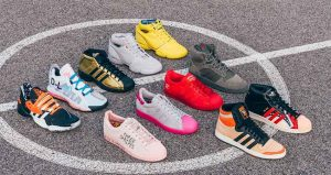 Fat Tiger Workshop And adidas Teamed Up For The All Star Weekend Collection