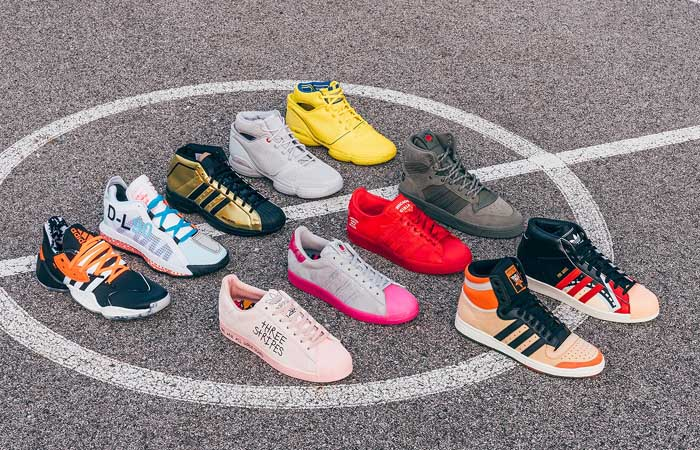 Fat Tiger Workshop And adidas Teamed Up For The All Star Weekend Collection ft