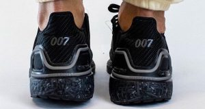 Have A Glance At The James Bond adidas Ultra Boost 20 03