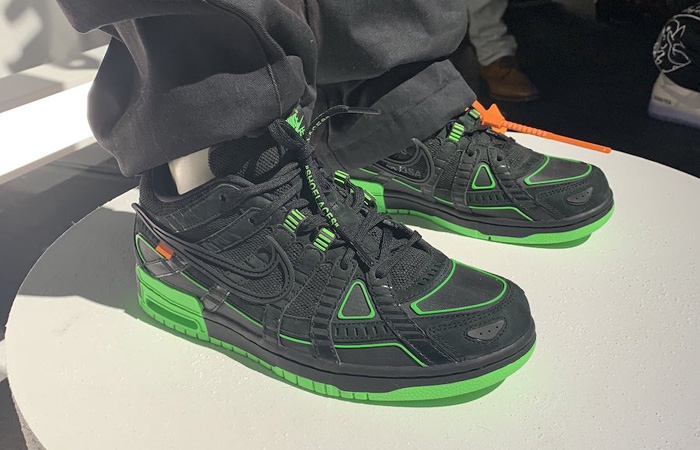 Images Leaked For The Upcoming Off-White Nike P-6000 Collaboration ft