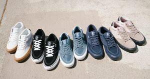 Introducing You With Vans Newest Rowan Pro Silhouette!