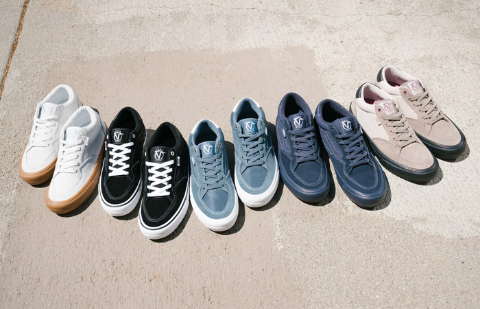 Introducing You With Vans Newest Rowan Pro Silhouette! ft