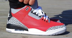 Jordan 3 Chicago All-Star Red Cement Release Date Is Closer 01