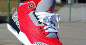 Jordan 3 Chicago All-Star Red Cement Release Date Is Closer 03