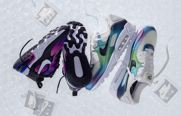 Nike Adds A New Colourful Bubble Pack In Their Air Max Silhouette ft