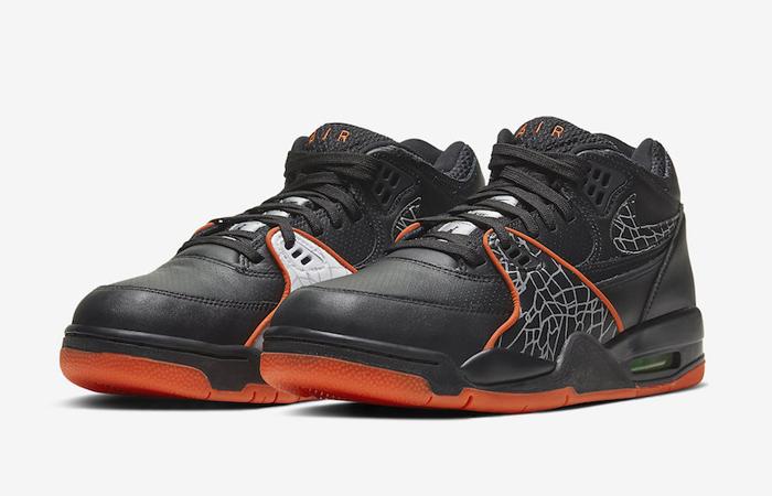 Nike Air Flight 89 All-Star Orange Black CT8478-001 02