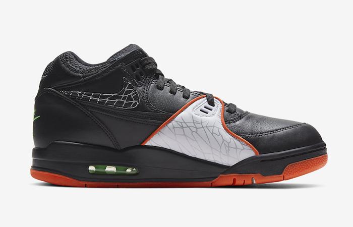 Nike Air Flight 89 All-Star Orange Black CT8478-001 03