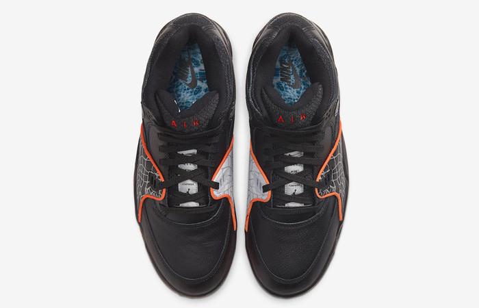 Nike Air Flight 89 All-Star Orange Black CT8478-001 04