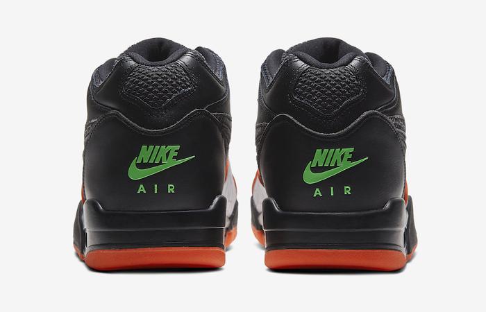 Nike Air Flight 89 All-Star Orange Black CT8478-001 05