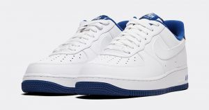 Nike Air Force 1 07 Deep Royal Blue Is The New Addition In Their Silhouettes 01