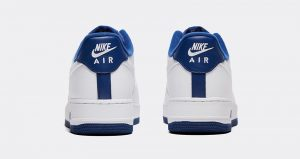 Nike Air Force 1 07 Deep Royal Blue Is The New Addition In Their Silhouettes 04