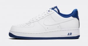Nike Air Force 1 07 Deep Royal Blue Is The New Addition In Their Silhouettes