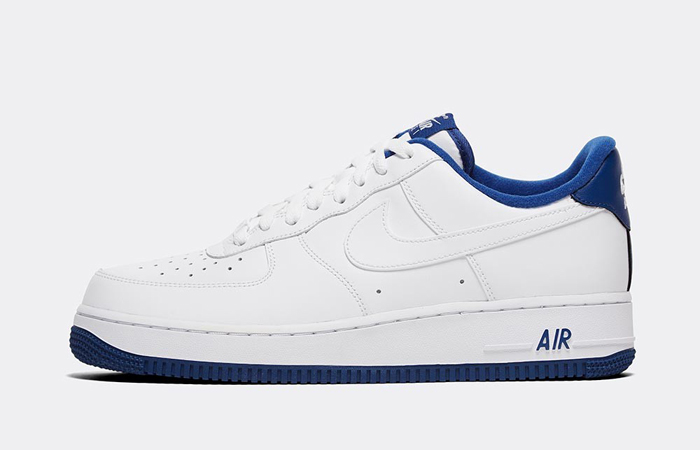 Nike Air Force 1 07 Deep Royal Blue Is The New Addition In Their Silhouettes ft