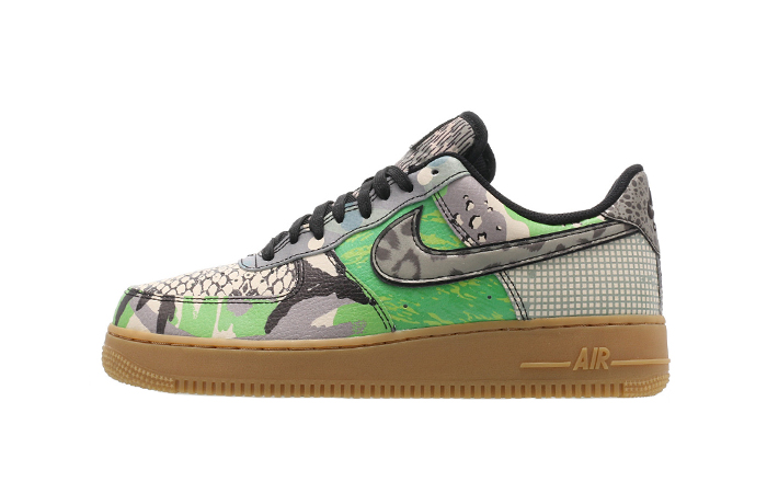 Nike Air Force 1 Low City Of Dreams Black Green CT8441-002 01