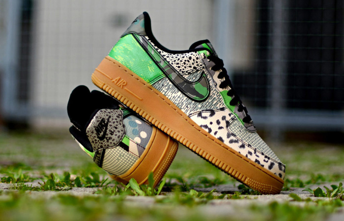 Nike Air Force 1 Low City Of Dreams Black Green CT8441-002 02