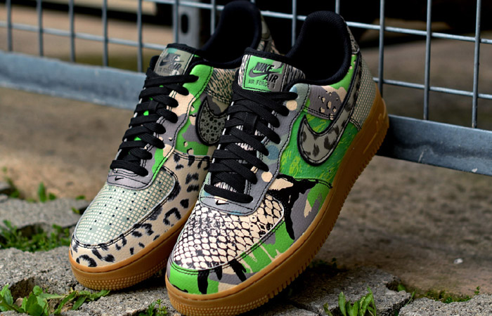 Nike Air Force 1 Low City Of Dreams Black Green CT8441-002 03