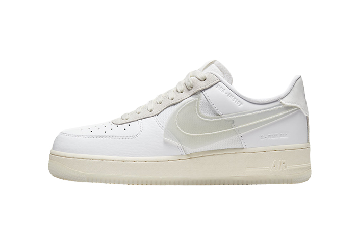 Nike Air Force 1 Low DNA Lucid White CV3040-100 01
