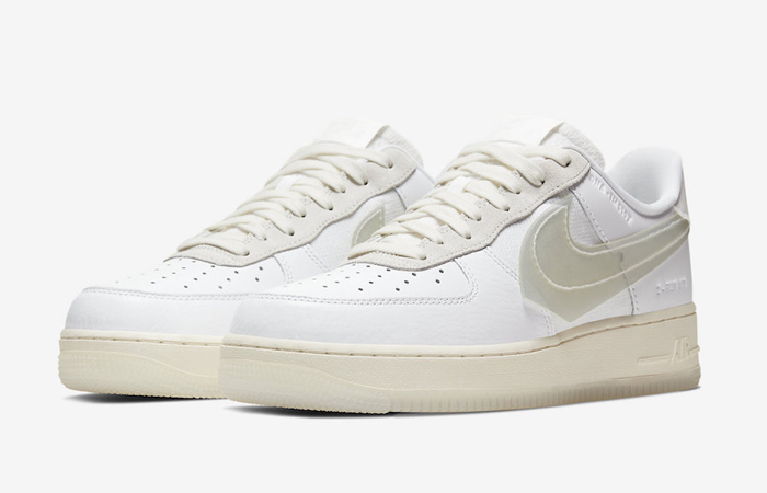 Nike Air Force 1 Low DNA Lucid White CV3040-100 02
