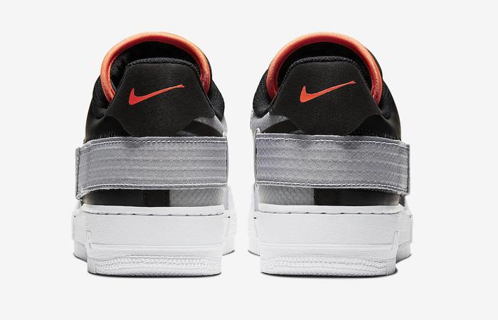 Nike Air Force 1 Type Black Hyper Grey CQ2344-001 06