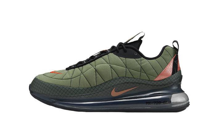 Nike Air Max 720-818 Khaki CI3871-300 01